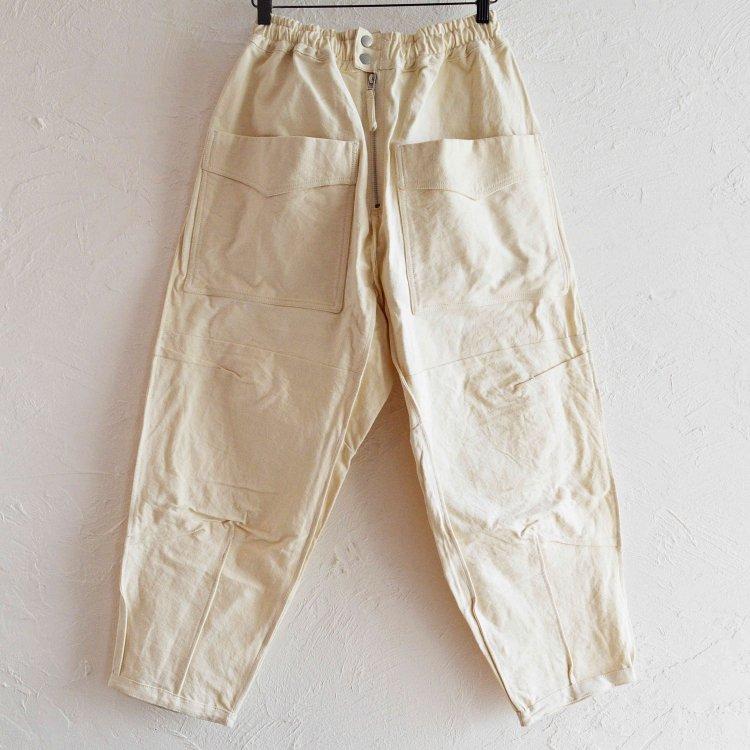 Nasngwam. ナスングワム / LONESTAR PANTS ロンスターパンツ (NATURAL ナチュラル)