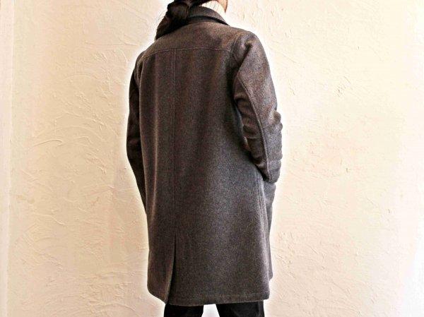 RE:DEVISE COAT 【GRAY】  / Nasngwam. ナスングワム