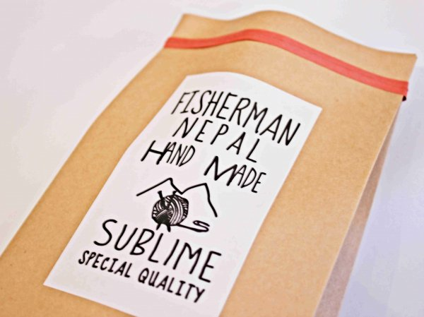 HAND FISHERMAN WATCH 【navy】 / SUBLIME