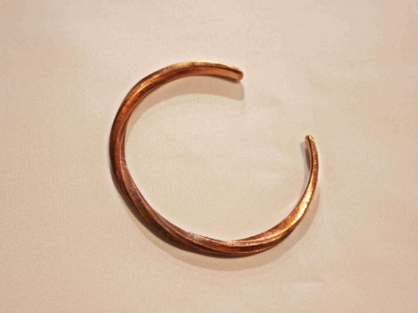 TWISED CUFF 【Copper】 / STUDBEAKER MEATALS