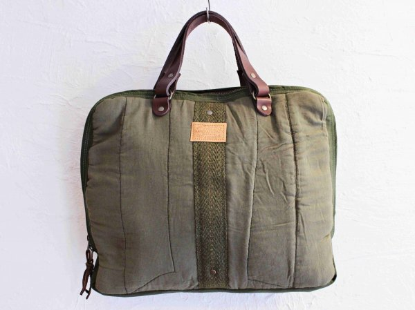 CZ PC BAG 【ARMY】 / Nasngwam. ×early morning
