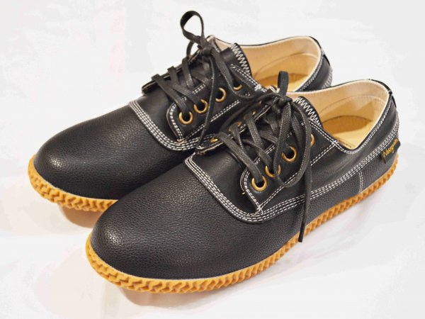 VANTTLE SHOES 【BLACK】 / Nasngwam. ナスングワム