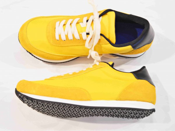 SHORTY 【Yellow】 / blueover