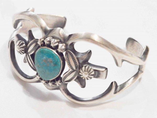 Navajo BANGLE (HENRY MORGAN ヘンリーモーガン) / indian jewelry