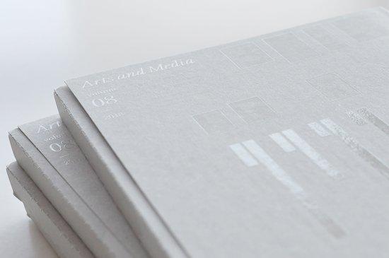 arts and media volume 08 松本工房オンラインショップ