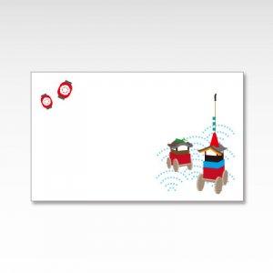 祇園祭/メッセージカード 10枚