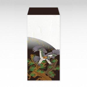 鷹と松/ ぽち袋特大3枚