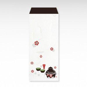 【レターセット】あ〜ら、お茶(便箋・長4封筒)3セット