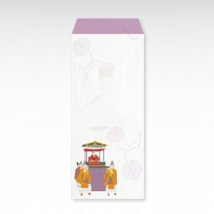 【レターセット】葵祭(便箋・長4封筒)3セット