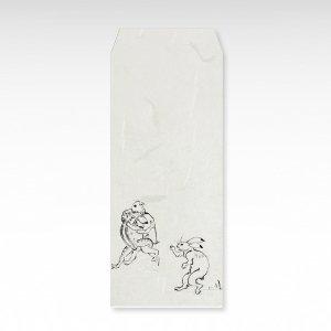 【レターセット】鳥獣戯画(便箋・長4封筒)3セット