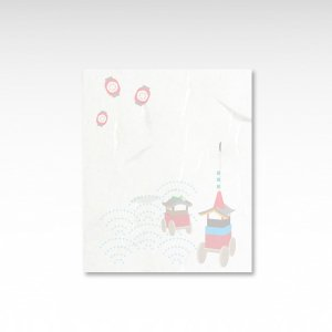 祇園祭【懐紙 (かいし)】30枚入り