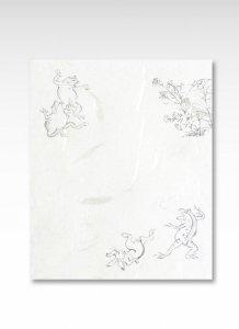 鳥獣戯画【懐紙 (かいし)】30枚入り