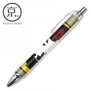 花札・桐と鳳凰【ボールペン】