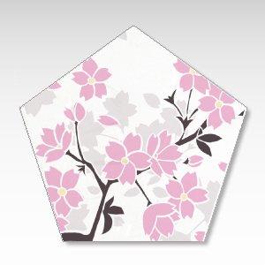 桜吹雪/一言箋