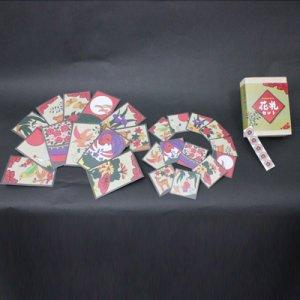 『花札BOX』ミニレターセットぽち袋セット各12種入り(ぽち袋中・ぽち袋小・シール)