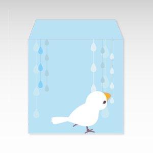 文鳥/コイン(硬貨)用ぽち袋(小)5枚