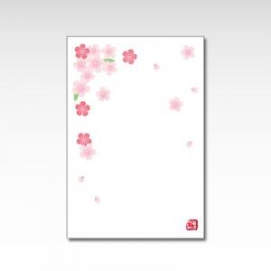 桜/ポストカード