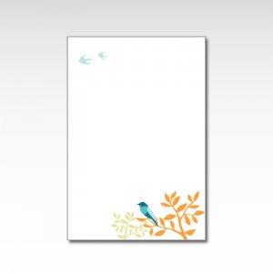 青い鳥/ポストカード