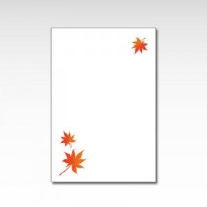 紅葉/ポストカード