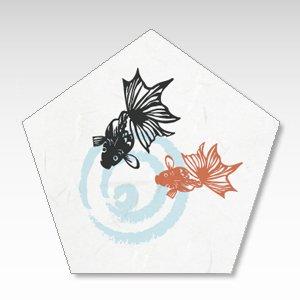 金魚/一言箋