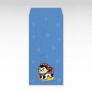 こまいぬ(狛犬張子・こま犬)/お札用ぽち袋(大)3枚【和紙製】