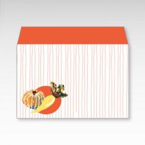 おやさい(お野菜)/お札用ぽち袋(中)5枚【横型ぷち封筒】