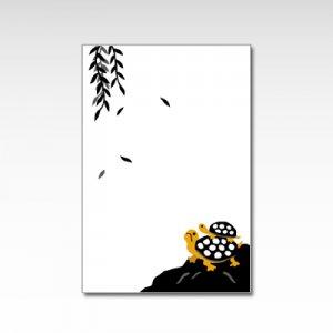 かめさん/ポストカード