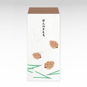 松ぼっくり『ほんのきもち』/お札用ぽち袋(大)3枚【和紙製】『お祝い袋』