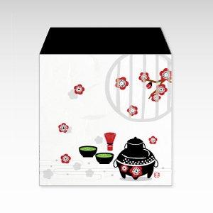 あ〜らお茶/ぽち袋小5枚 & 五角形一言箋W(各5枚入)
