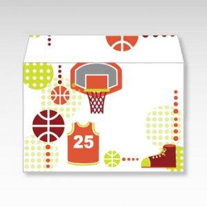 ダンク!バスケットボール/各5枚入