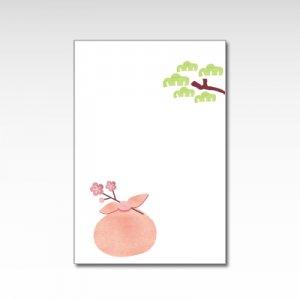なごみのこづつみ/ポストカード