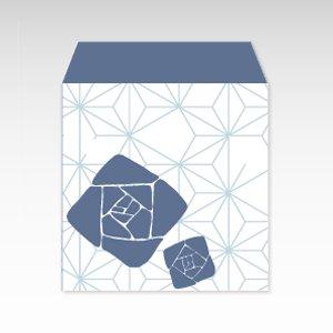 薔薇と麻/コイン(硬貨)用ぽち袋(小)5枚
