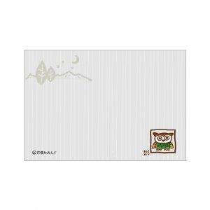 「もりのふくろう」家庭用ランチョンマット/10枚〜