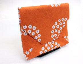 和装バッグ/オレンジ
