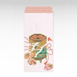 貝桶/お札用ぽち袋(大)3枚【和紙製】