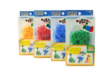 知育おもちゃ カーペンターブロック 単色セット