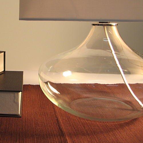 Acqua table lamp white garret acqua table lamp white mozeypictures Images