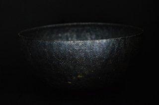 井内素/黒・七寸深鉢