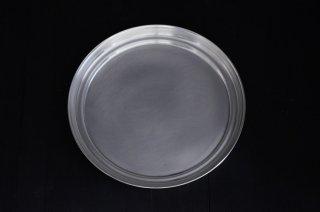 お盆/真鍮銀めっき