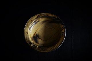 山田洋次/マーブル・6寸深皿