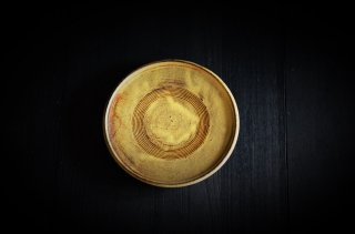 山田洋次/拭化粧・5寸平皿