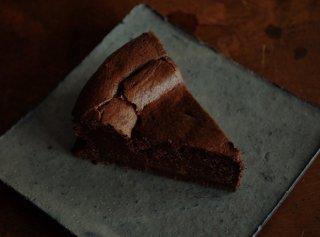 チョコレートチーズケーキ