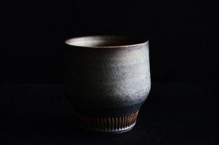 濱中史朗/シェルカップ(グレー)