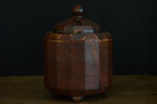 宇野有哉/香炉(茶)