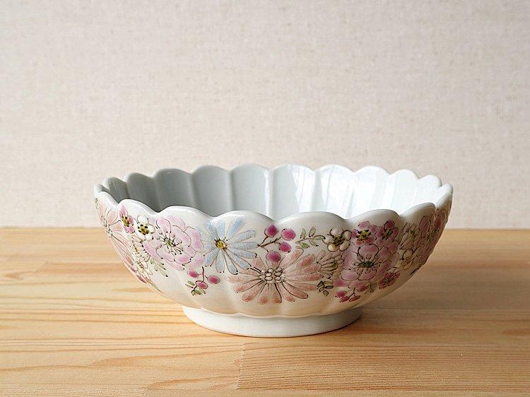 花憐 菊鉢