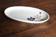 桔梗 小皿