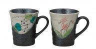 野花 ペアマグカップ