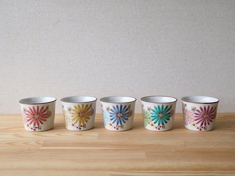 華 ペアマグカップ
