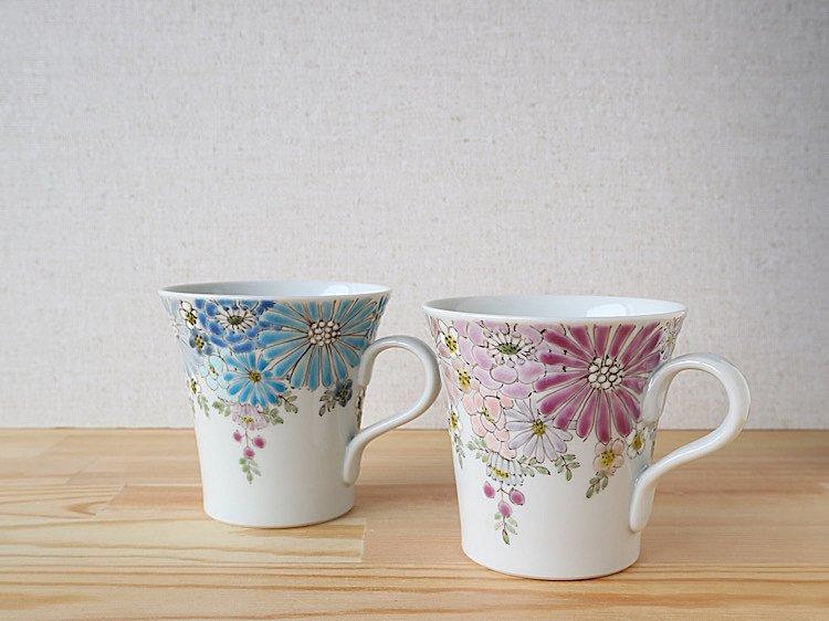 花憐 マグカップ 各色