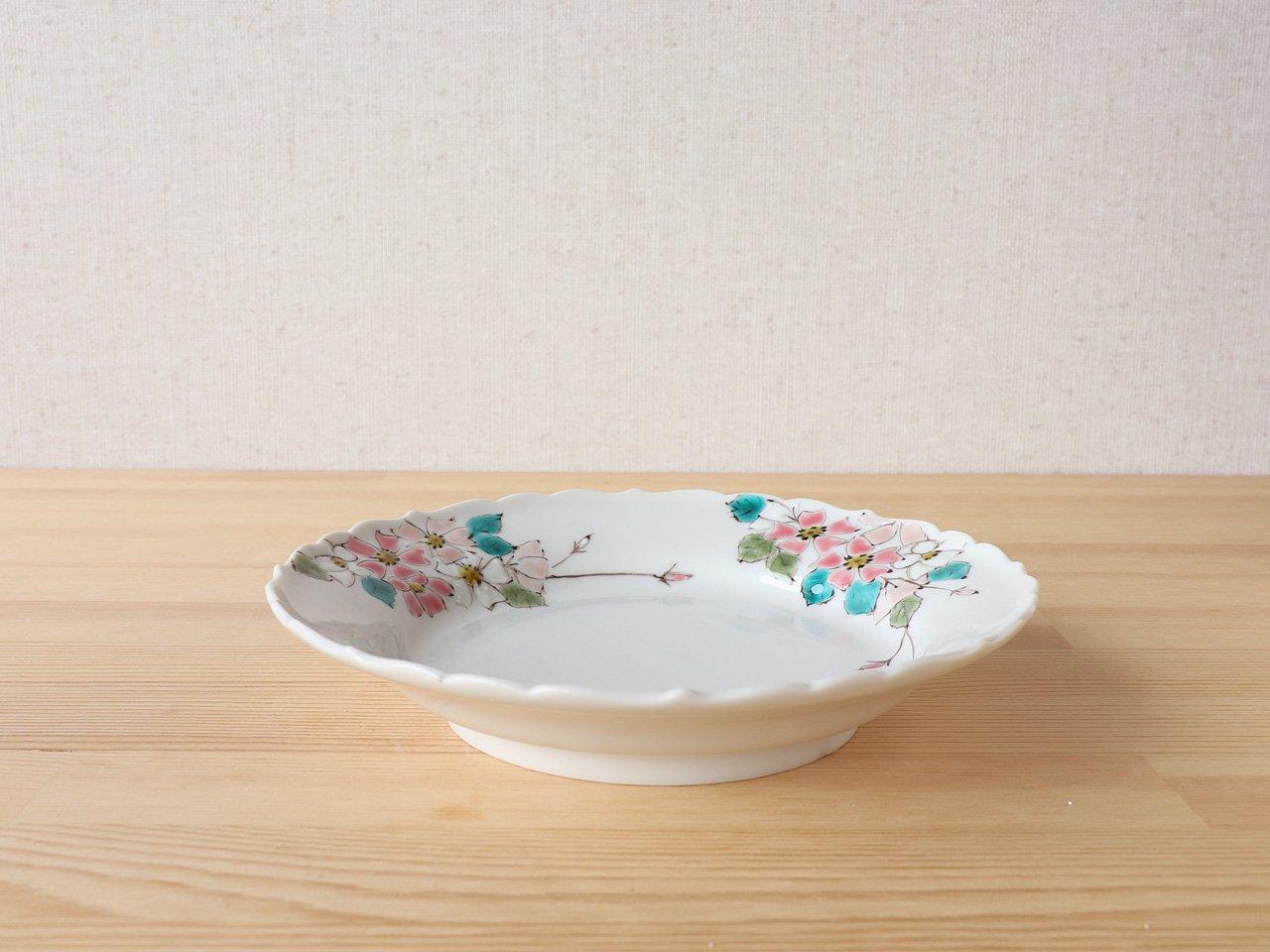 さくら 5寸皿